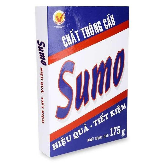 Bột thông cống Sumo cho hiệu quả vượt trội