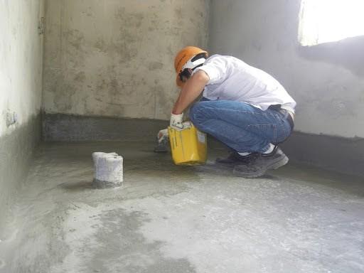 Biện pháp chống thấm bằng chất liệu Sika