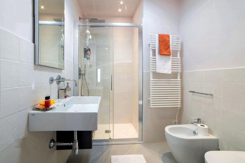Kích thước của nhà vệ sinh ảnh hưởng đến toàn nội thất của ngôi nhà
