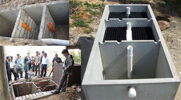 Cách đặt ống bể phốt như thế nào?