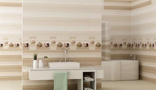 Gạch ốp nhà vệ sinh mang đến sự hoàn hảo cho căn phòng